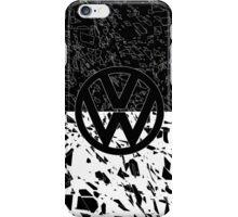 Volkswagen Glass iPhone Case/Skin