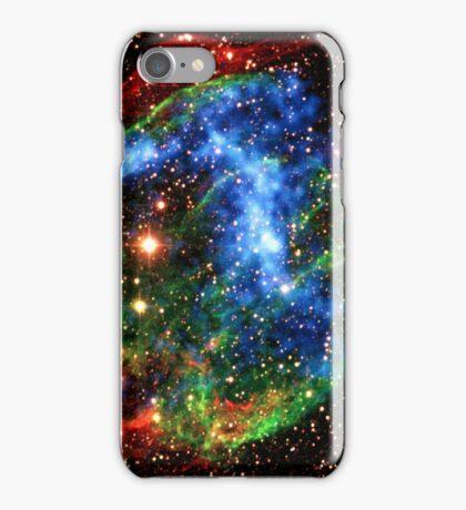 Supernova Remnant iPhone Case/Skin
