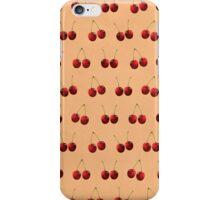 Cute Cherry Picture Pattern iPhone Case/Skin