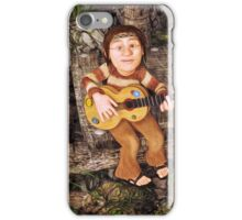 The Hippy iPhone Case/Skin