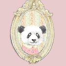 PRETTY PANDA by Jane Newland