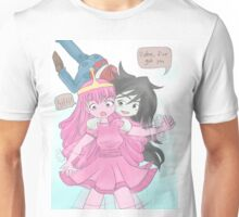 Princess Bubblegum enjoying the view Unisex T-Shirt