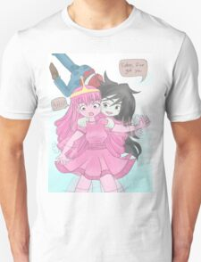 Princess Bubblegum enjoying the view T-Shirt