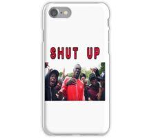 Stormzy Shut Up Grime iPhone Case/Skin