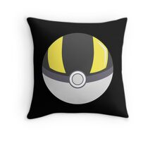 Ultraball Throw Pillow