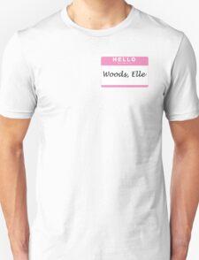 Woods, Elle Unisex T-Shirt