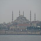 Blue Mosque by rasim1