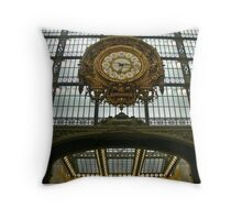 Museo de Orsay.... Throw Pillow