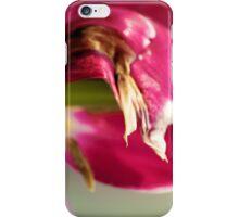Wilting Tulip iPhone Case/Skin
