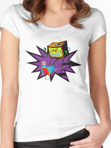Twonky Rage Women's Fitted Scoop T-Shirt