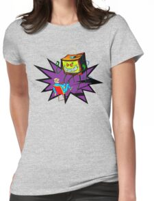 Twonky Rage Womens Fitted T-Shirt