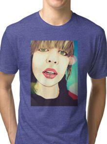 Hey Tri-blend T-Shirt