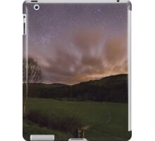 Star Sky Night at Bolton Abbey Grounds iPad Case/Skin
