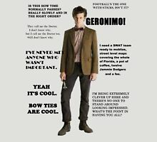 The Best of the 11th Doctor T-Shirt