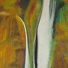 Waterfall. by cathyjane