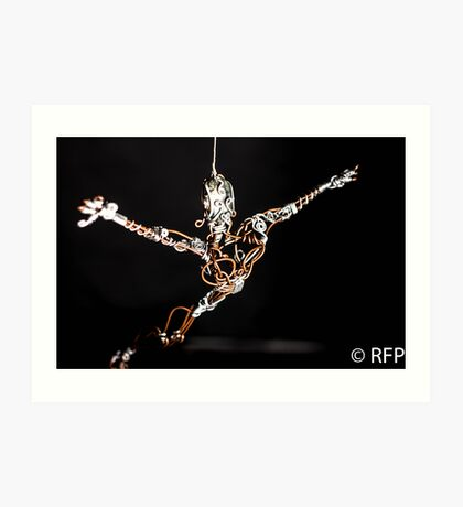 Sculptures Art Print