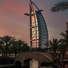 Burj Al Arab by Dan Edwards