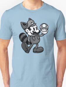 Vintage Plumber B&W T-Shirt