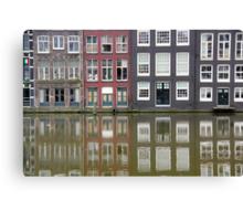 Amsterdam 1 Canvas Print