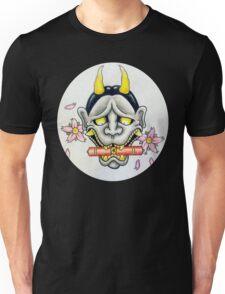 Hannya Mask Shirt Unisex T-Shirt
