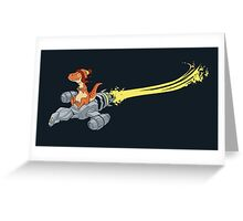 Fireflying Greeting Card