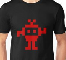 8 Bit Invader, 8 Bit Monster, Pixel Invader Unisex T-Shirt