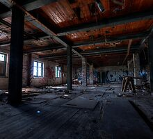Red Mill - Interior #2 by SunDwn