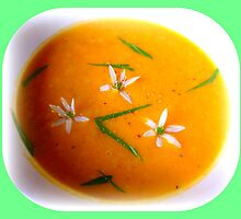 Carrot & Ginger Soup by ©The Creative  Minds