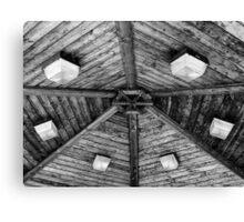 Ceiling Lights Canvas Print
