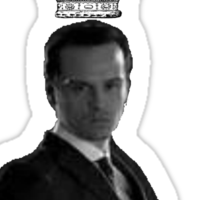 Moriarty's Crown Sticker
