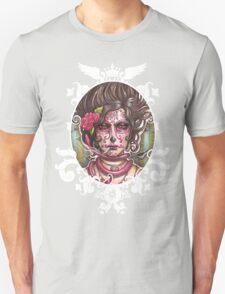 Catrina Colorada Unisex T-Shirt