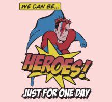 Heroes One Piece - Short Sleeve