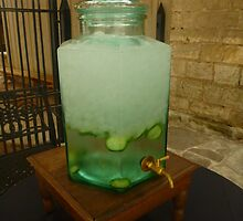 Icewater and Lemons in Austin, TX by Chad Burrall
