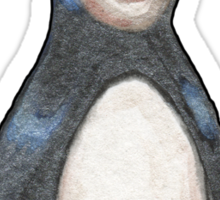 Penguin Friend Sticker