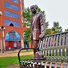 Willian J. Seymour Statue by JFantasma