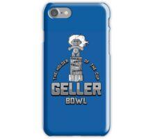 Geller Bowl (Holder of the Geller Cup) - Friends iPhone Case/Skin