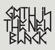 Gothic is the new black No.2 (black) by MysticIsland