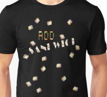 "ADD Sandwich ""Falling Sandwiches!!!"" Unisex T-Shirt"