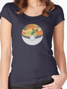Safari Ball Women's Fitted Scoop T-Shirt