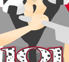 101 Onigiris Sticker