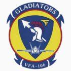 VFA106 Gladiators by Scott Dovey