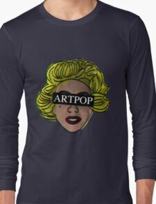 My ARTPOP could mean anything Long Sleeve T-Shirt