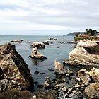 San Luis Obispo Ocean View w/rock's by swylie
