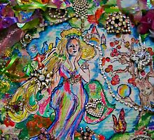 Lady of Whimsy and Wonder by artqueene