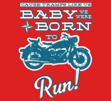 Baby, we were born to run! One Piece - Short Sleeve