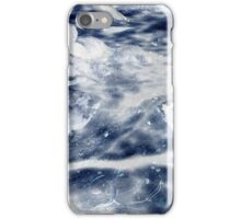 Blue Pelican and Seagull  iPhone Case/Skin