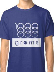 One Billion Grams | FTS [Wht] Classic T-Shirt