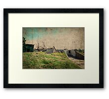 Remembering May 22, 2011, Joplin Framed Print