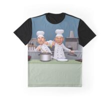 Too Many Cooks Graphic T-Shirt