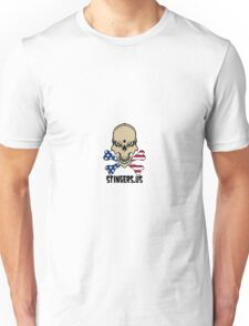 Stingers Stars and Stripes  Unisex T-Shirt